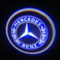 Беспроводная подсветка дверей Mercedes-Benz