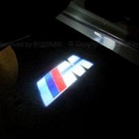 Навесная подсветка дверей BMW ///M 5W