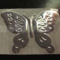 3D логотипы бабочек для автомобиля