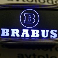 Проектор заднего бампера Brabus