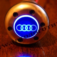 Рукоятка для КПП с подсветкой AUDI
