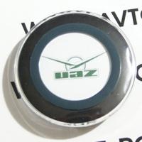 Беспроводная зарядка UAZ белая