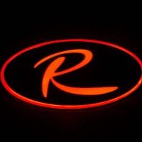 2D светящийся логотип KIA R