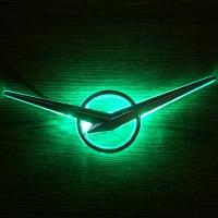 Логотип UAZ Patriot с подсветкой,оригинал