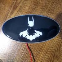 2D светящийся логотип Batman (Бэтмэн)