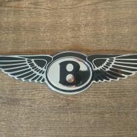 Эмблема в стиле Bentley