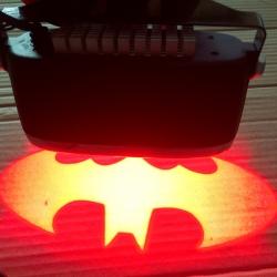 Проектор заднего бампера Batman (Бэтмэн)