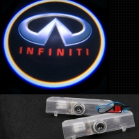 Штатная подсветка дверей Infiniti JX,QX