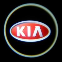 Штатная подсветка дверей KIA Optima TF,K5