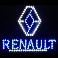 Картина логотип для грузовика RENAULT