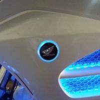 Подсветка логотипа Honda