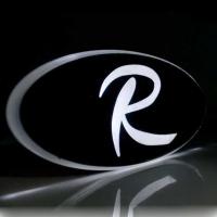 Светящийся объёмный логотип KIA New Sorento R