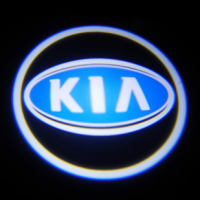 Навесная подсветка дверей KIA,5W