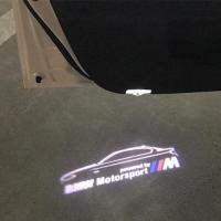 Штатные проекторы в двери BMW X5 E39 E53 Z8