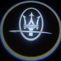 Внешняя подсветка дверей с логотипом Maseratti 5W