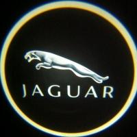 Штатная подсветка дверей Jaguar F-Type