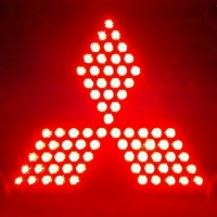 Стоп сигнал Mitsubishi
