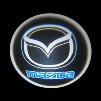 Внешняя подсветка дверей с логотипом Mazda 5W