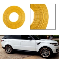 Жёлтый шнур для отделки дисков